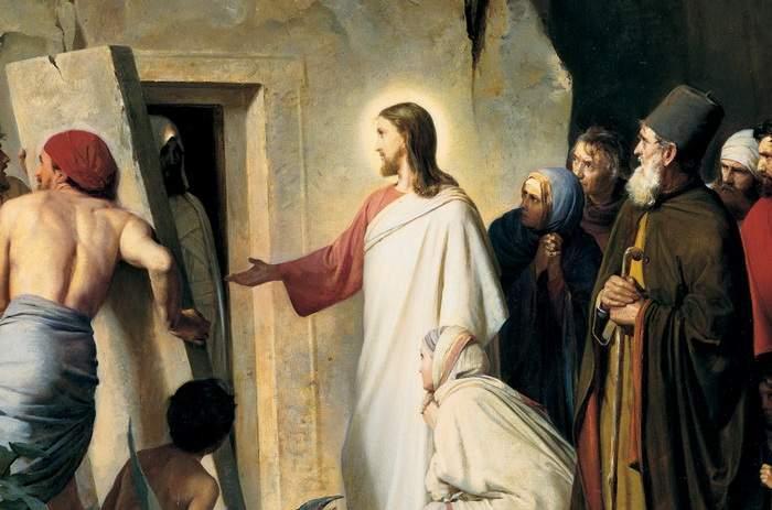 Manual de religie din Teleorman: Iisus l-a înviat pe Lazăr ca să-l trimită la vot