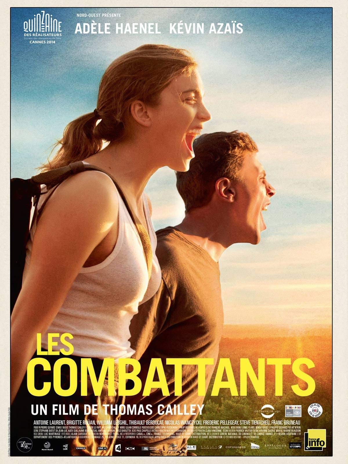 Les combattants (2014) – Bear Grylls, mai învață pe copiii ăștia