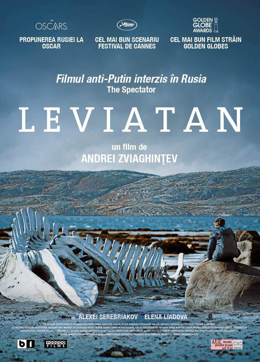 Leviathan (2014) – Moscova nu crede în lacrimi. Nici în altceva