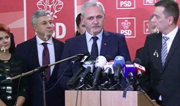 12 lucruri despre mizeria de ordonanță dată de ciuma roșie, PSD