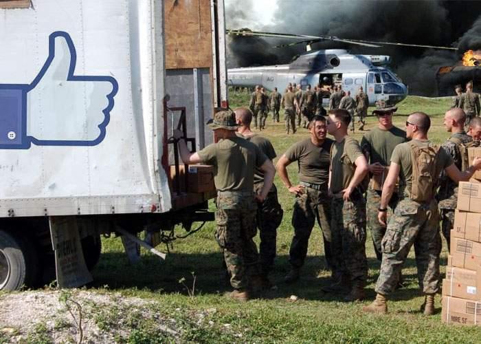 Revoluţionarii de la Kiev, salvaţi în ultima clipă! Like-urile româneşti au ajuns în Ucraina