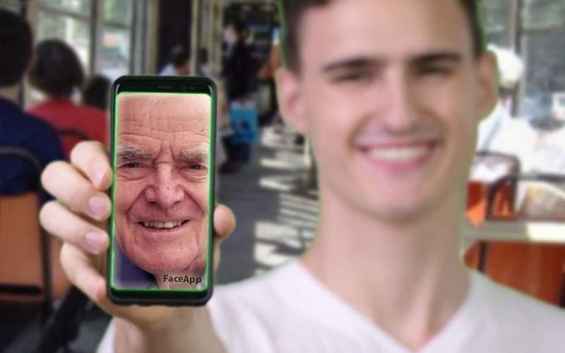 Tânăr, acuzat că a folosit FaceApp pentru a obţine fraudulos un scaun în tramvai