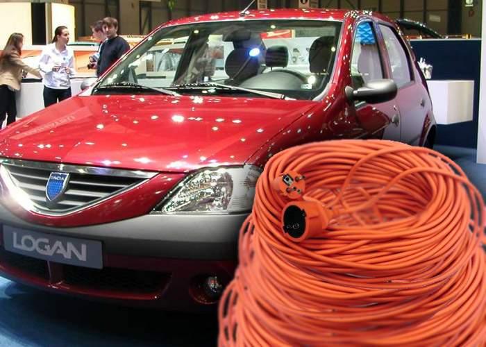 Dublă lansare! Uzina Dacia dezvăluie azi primul Logan electric şi primul prelungitor de 200 km