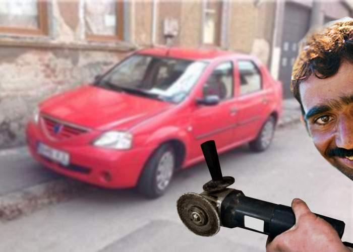 Dacia lansează Loganul decapotabil, inspirat de Ikea: primeşti maşina şi un flex