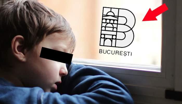 Un copil de 6 ani acuză că cineva i-a furat o mâzgăleală şi a câştigat concursul de Logo al Bucureştiului