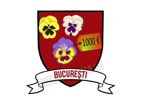 A început concursul de logo-uri! Primele 10 propuneri de siglă pentru Bucureşti