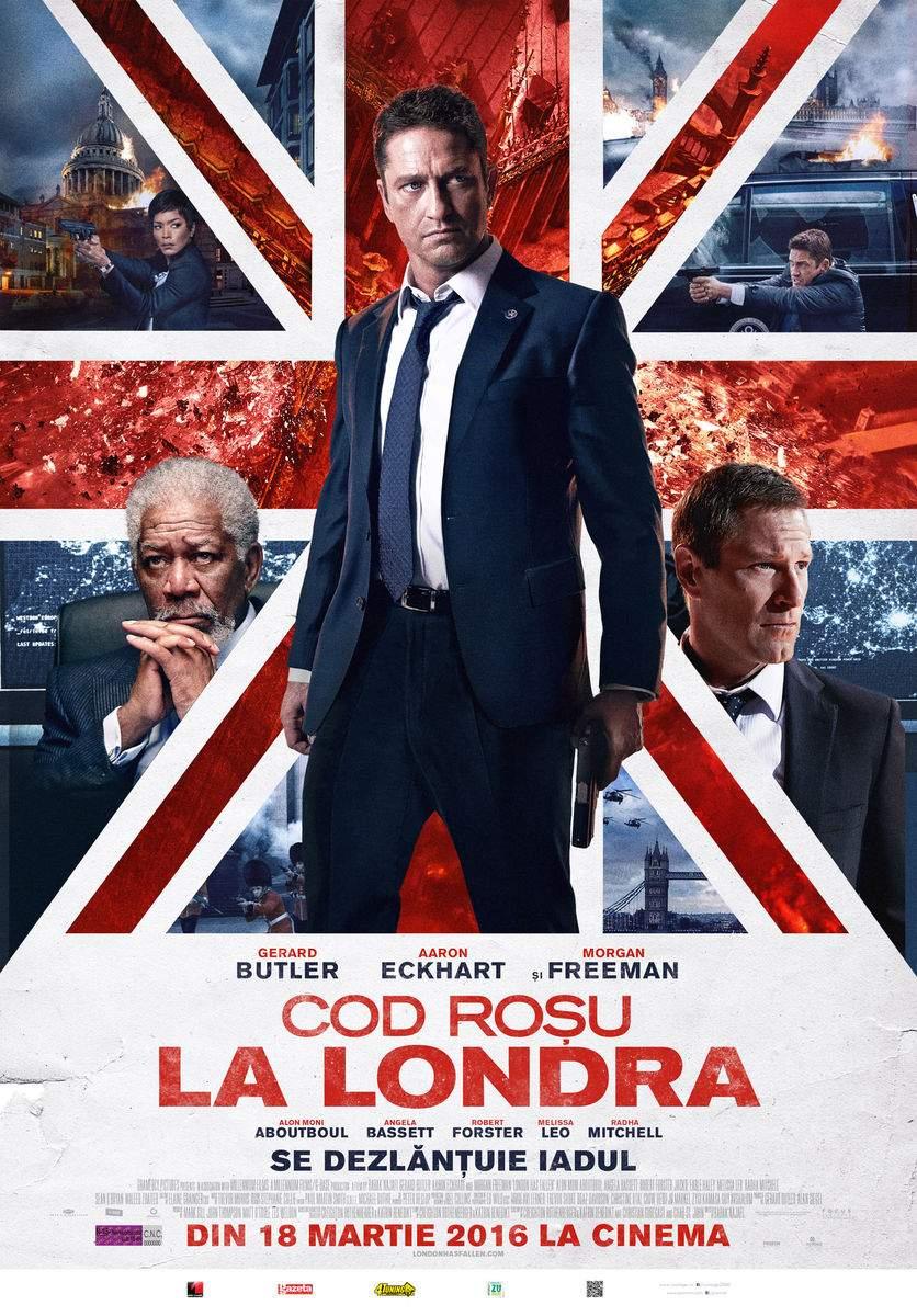 London Has Fallen (2016) – Prăbușire de inspirație
