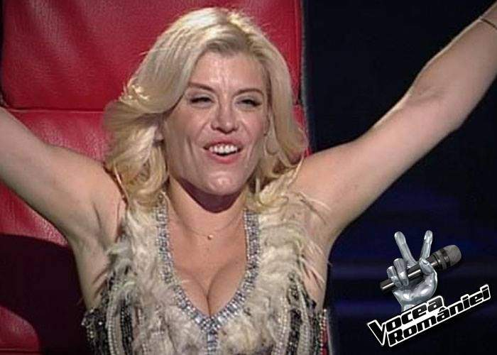 Vocea României! Ca să nu mai sperie concurenții, Loredana nu mai are voie să se întoarcă în scaun