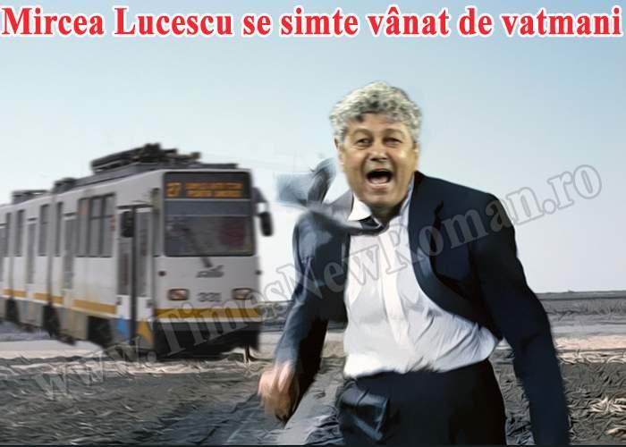 Mircea Lucescu vrea să antreneze o echipă dintr-un oraş care nu are tramvaie