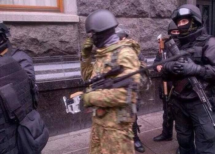 """Cercetătorii britanici, descoperire epocală: """"Cine trage în protestatarii din Kiev, mă-sa-i curvă!"""""""