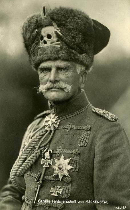 Cum au furat bulgarii maşina lui Mackensen şi cât de turnători au fost românii
