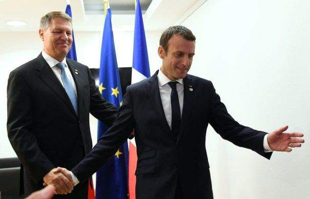 13 lucruri despre prima vizită a lui Macron în România