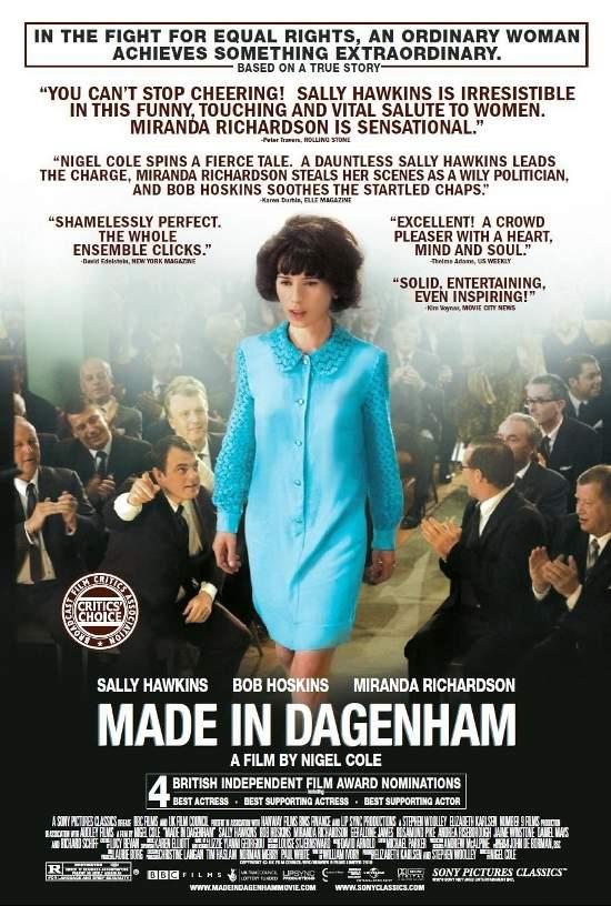 Made in Dagenham – sex equality = no(t) sex!
