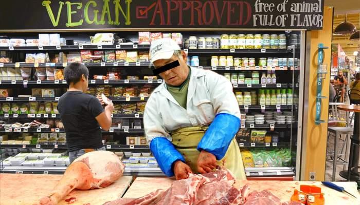Gata cu tofu şi kale! Legea produselor româneşti obligă magazinele de vegani să vândă jumări şi tobă