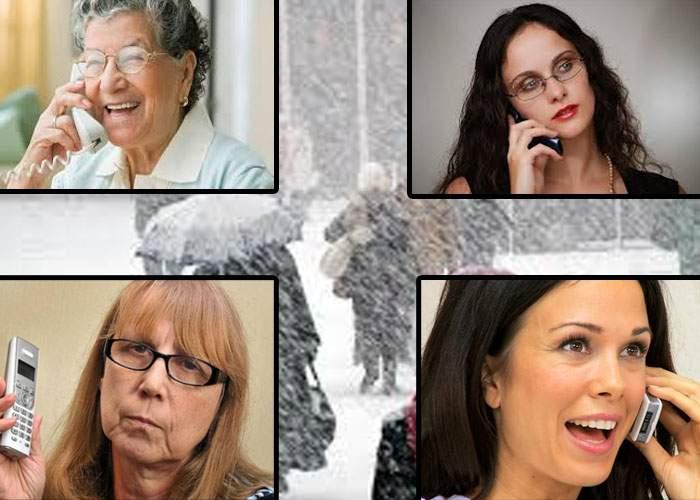 Efectul frigului: reţelele de telefonie din ţară au căzut după ce toate mamele şi-au sunat copiii să-şi ia căciulă