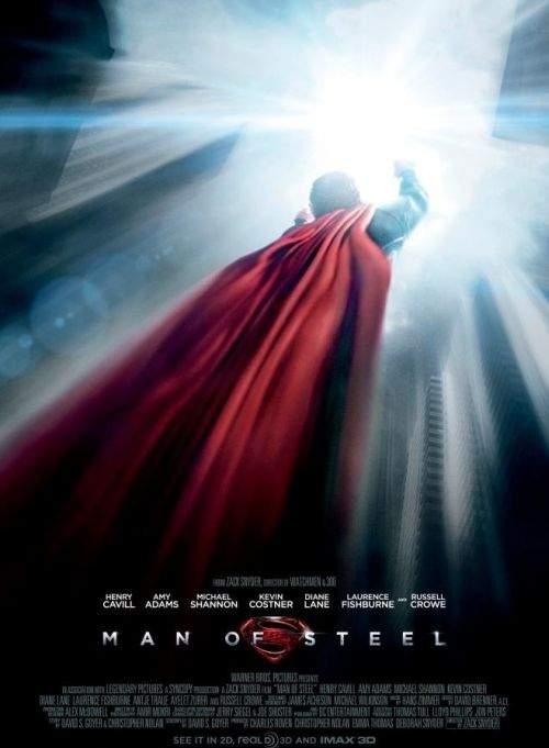 Man of Steel – Unde eşti tu, Luthor, tată?…