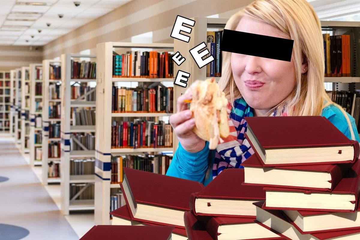 Studiu! În medie, un român mănâncă într-o zi mai multe E-uri decât citeşte