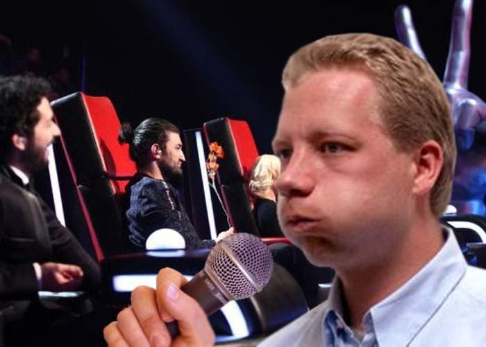 Totul pentru rating: Vocea României şi Masterchef fuzionează! Noul show va fi un concurs de cântat cu gura plină
