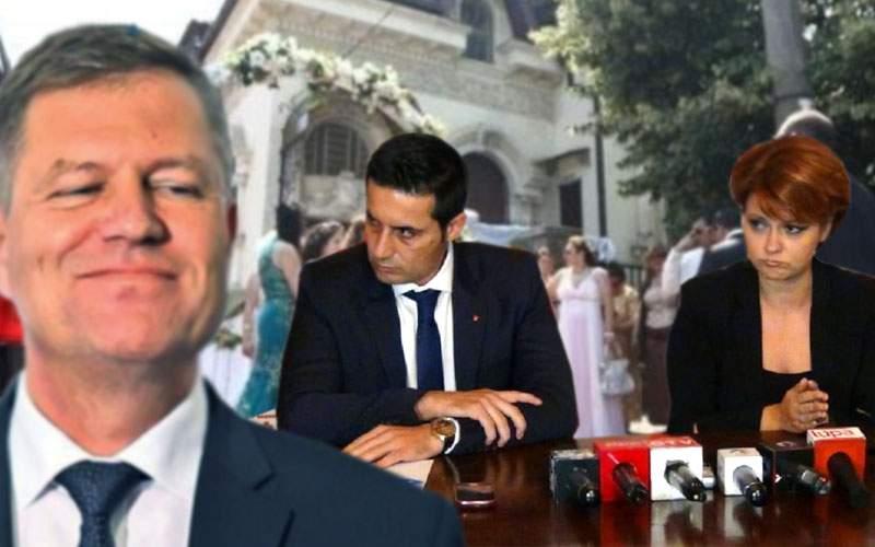 Şah mat! Iohannis a respins numirea Olguţei în funcţia de soţie a lui Claudiu Manda