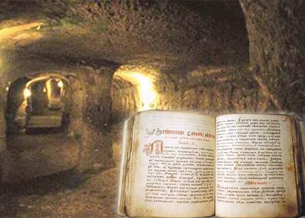 În tunelurile dacice e ascuns singurul manual școlar care nu conține nicio tâmpenie