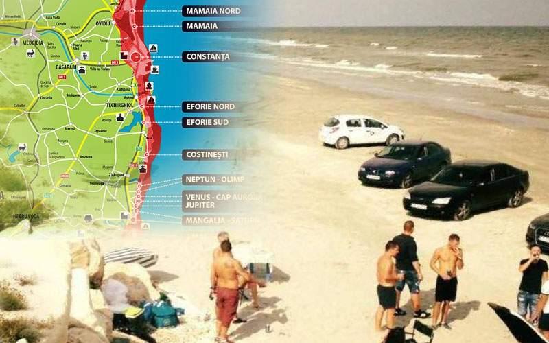 Planeta în derivă! Marea Barieră de Cocalari de pe litoral, în pericol din cauza poluării