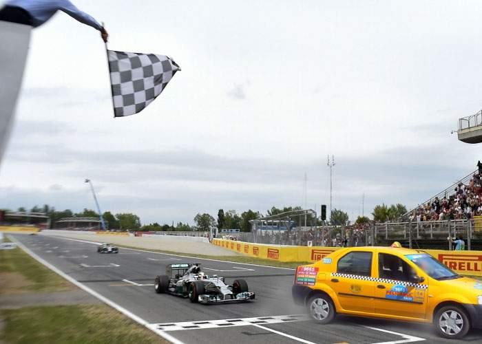 Formula 1! Un taximetrist de la Pelicanul a câştigat Marele Premiu al Spaniei