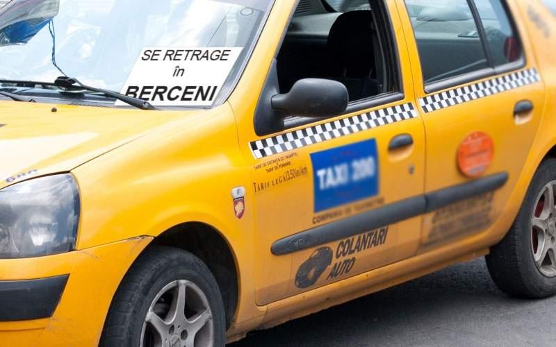 Taximetriştii, obligaţi să treacă în geam în ce cartier stau, să nu mai mintă că se retrag
