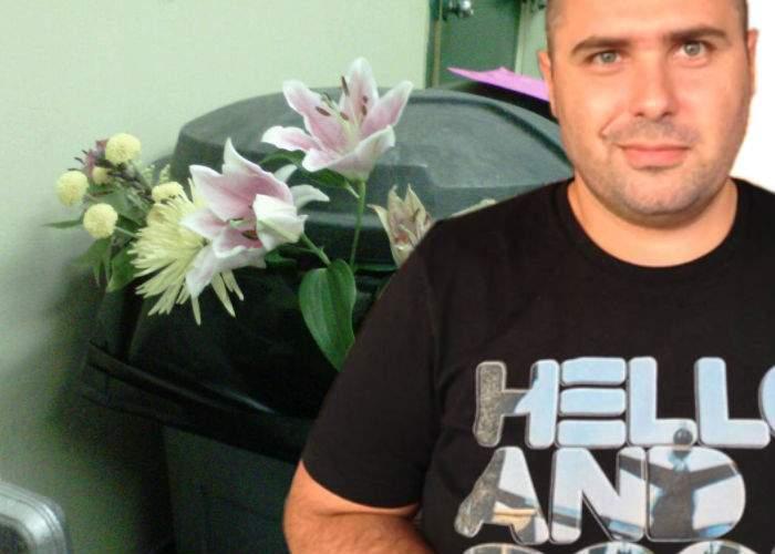 Romantismul continuă! După ce ieri i-a dat flori, un bărbat a dus azi gunoiul cu tot cu florile ei