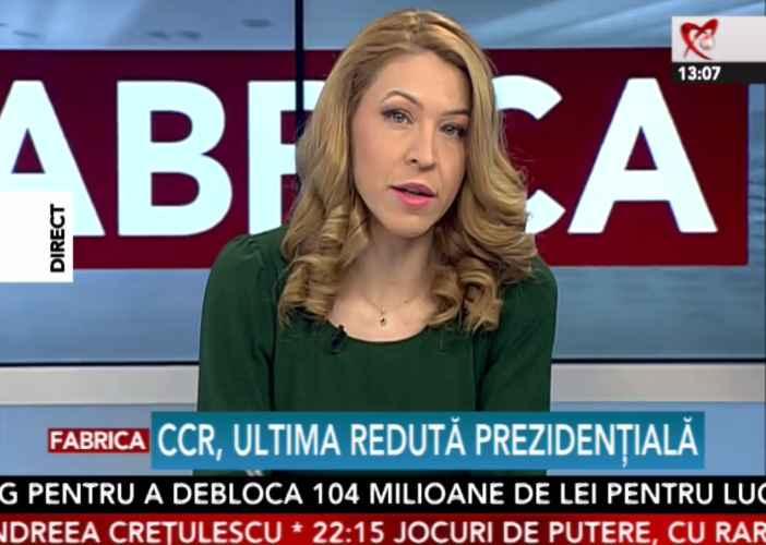 Record! O moderatoare TV a reuşit să vorbească peste invitaţi 24 de ore încontinuu