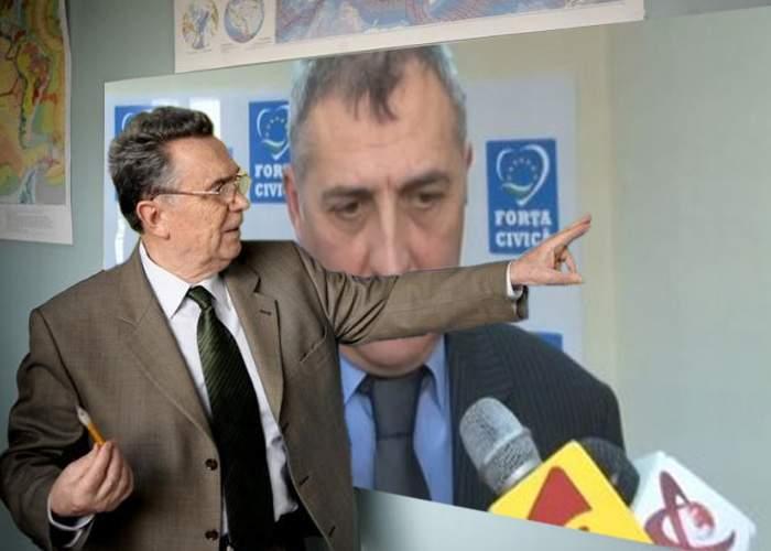 Ponta l-a demis pe Mărmureanu, pentru că nu a prezis cutremurul cosmogonic în care ne aflăm