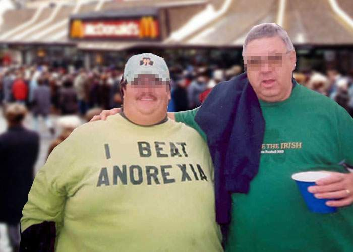 Americanul cu voinţă de fier! A reuşit să slăbească 200 kg ca să poată urca cu liftul la McDonald's