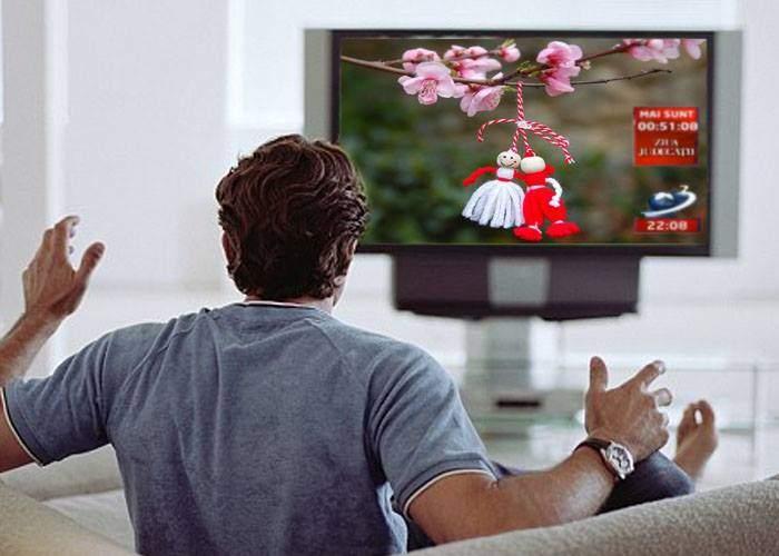 Am scăpat! Antena 3 a dat o reclamă la mărțișoare și acum toți bărbații trebuie să le boicoteze