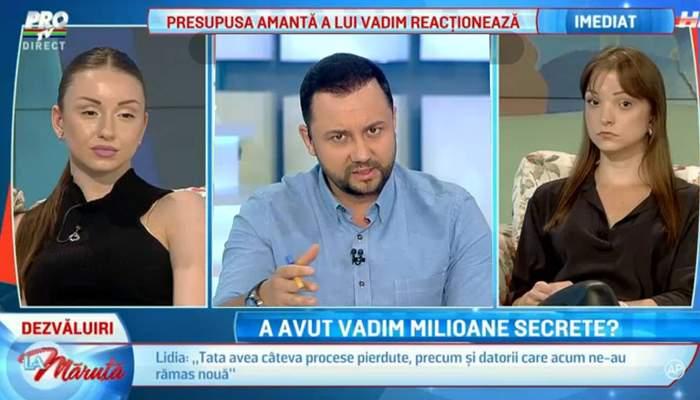 """Măruţă, dezamăgit de nesimţirea fetelor lui Vadim: """"Au venit în platou şi au refuzat să se dezbrace"""""""