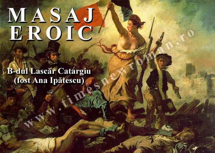 Masajul eroic, ultima fiţă a saloanelor bucureştene