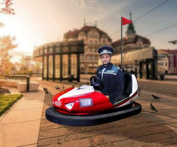Foto! Primele imagini cu maşinile electrice primite de poliţiştii din Cluj