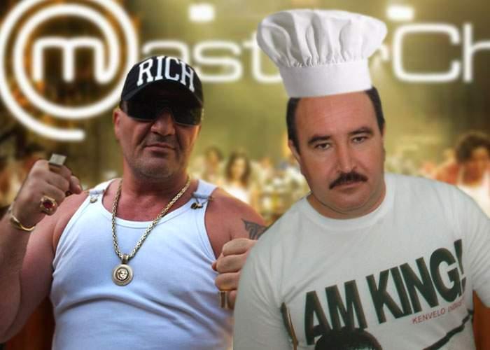 Frații Cămătaru iau locul juraților MasterChef: Greșești o salată, ți se taie un deget