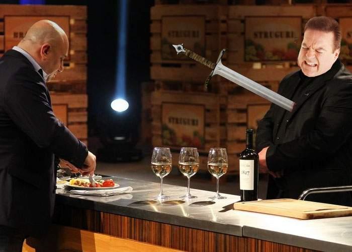 Au început preselecțiile pentru noul sezon Master Chef: 4 morți, 5 răniți și 8 dispăruți