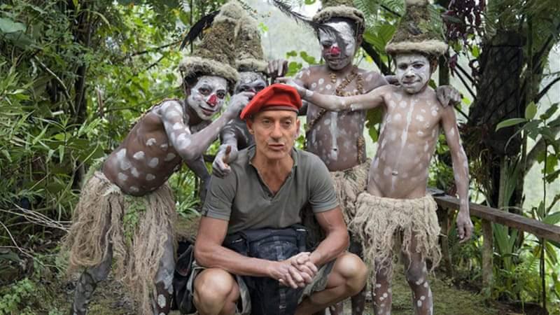 Radu Mazăre, tratat regeşte în Madagascar. Băștinașii l-au pus la îngrășat şi îi pregătesc un jacuzzi cu legume