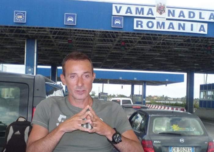 Şoc! Radu Mazăre a fugit din ţară îmbrăcat în blugi şi tricou; nimeni nu l-a recunoscut la vamă