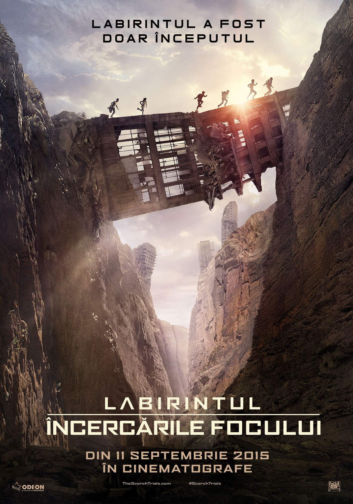 Maze Runner: The Scorch Trials (2015) – Fugim, fugim, dar încotro, până când?