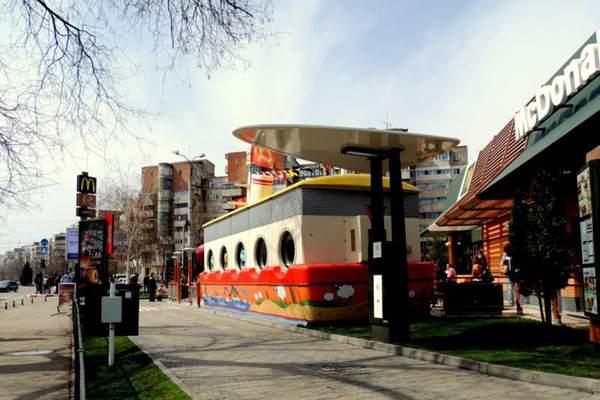 McDonalds din Buzău se închide, pentru că s-a deschis cel din Focşani