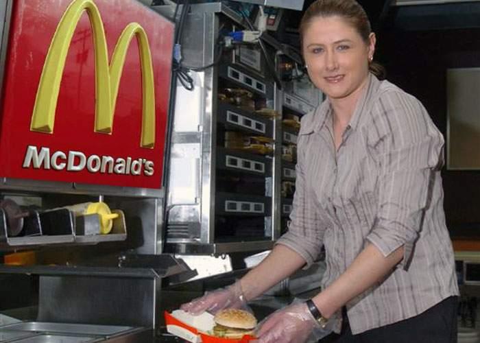 McDonald's a fost cumpărat de Google! Va vinde sandvişuri numai prin RSS