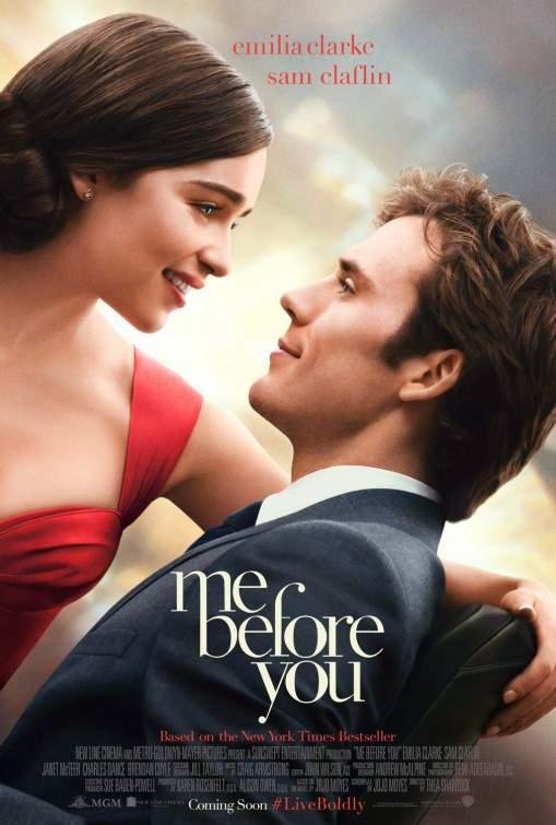 Me Before You (2016) – E prefabricată, mă
