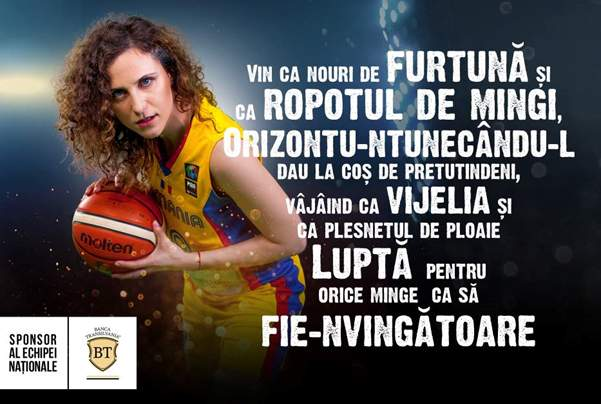 12 lucruri despre meciul de baschet feminin România-Turcia, care va avea loc sâmbăta asta la Cluj