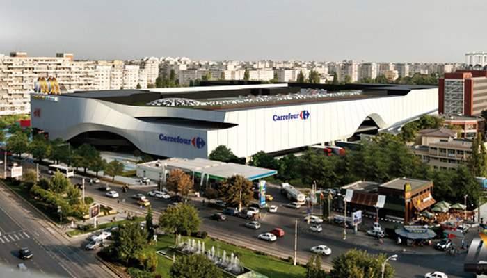 Erori grave de construcţie la noul Mega Mall. Se pare că a fost construit în Pantelimon
