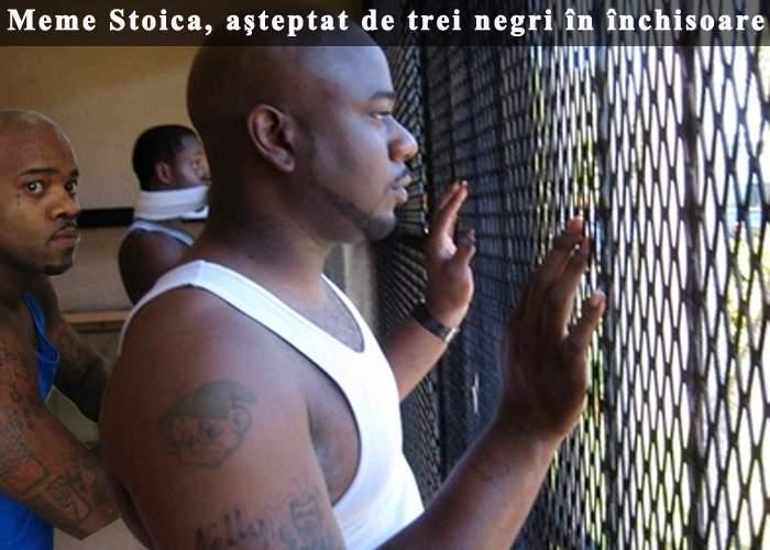 Penitenciarul Jilava a transferat trei negri, în caz că Meme Stoica e condamnat azi la închisoare