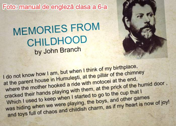 Noi probleme în şcoli: manualul de engleză e de fapt cel de română, tradus cu Google Translate