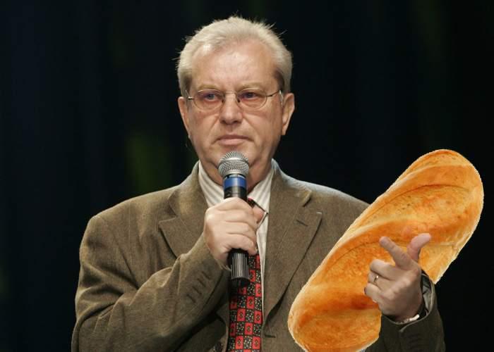 Doctor Menci: Recomand pâinea cu TVA integral de 24%, e mai sănătoasă!