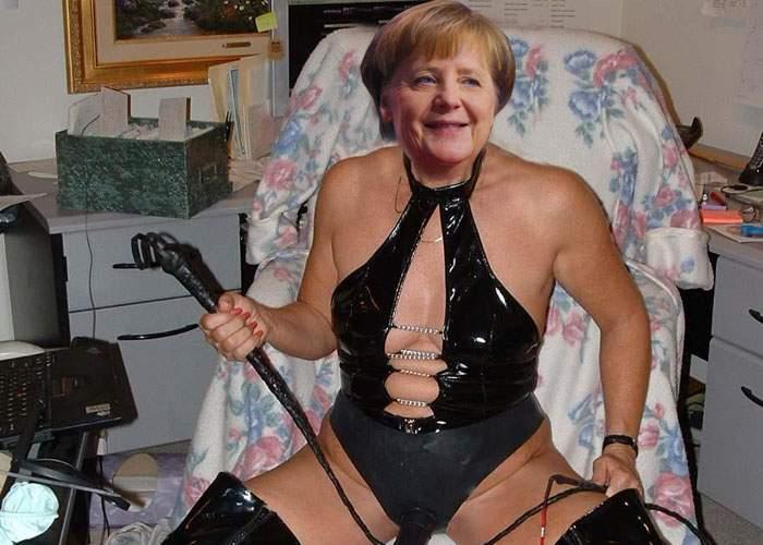 Reacţie dură a lui Merkel după ce Trump a atacat Germania! L-a vizitat azi-noapte la hotel, îmbrăcată sexy