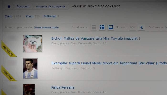 Dezamăgiți de prestația lui Messi în finală, șefii Barcelonei l-au scos la vânzare pe OLX